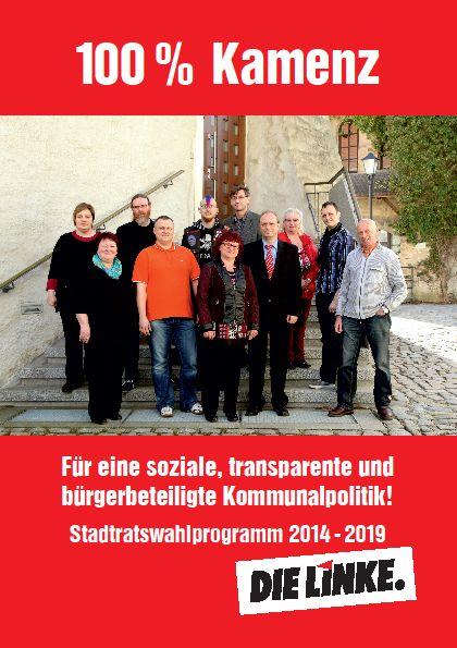 Wahlprogramm 2014_2019