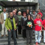 Team Jugendclub Großröhrsdorf; Jugendkulturfabrik streichen