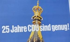 CDU Ende