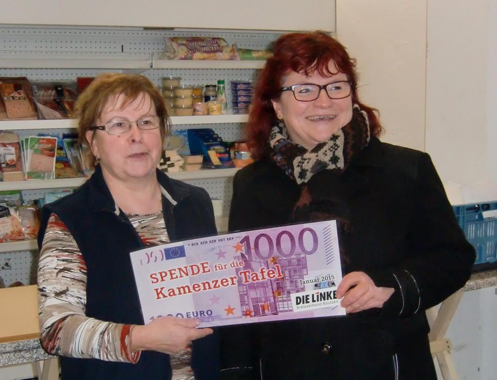 Spende_Kamenzer Tafel