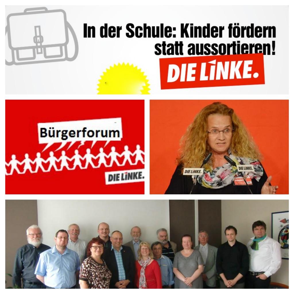 LAK Kommunalpolitik_Bürgerforum_Schulgesetz