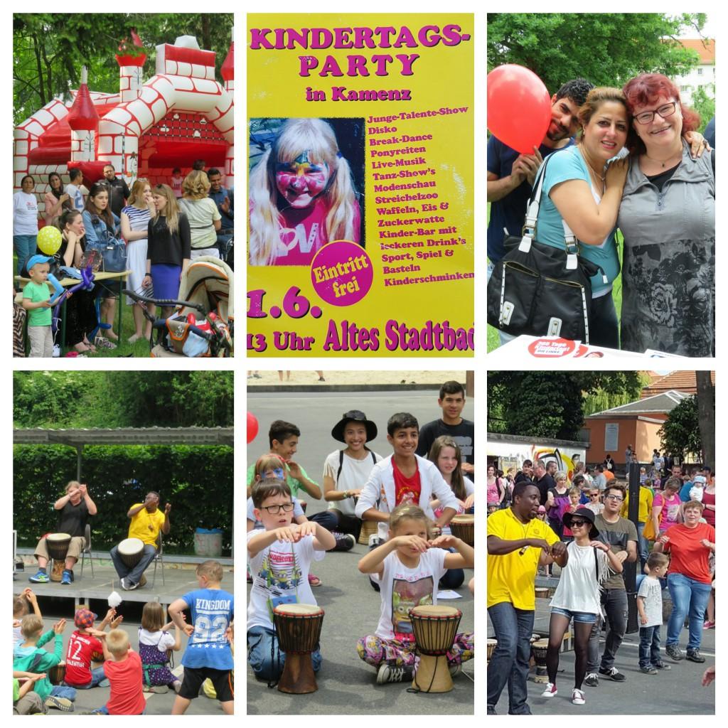 Kinderfest 2016_Collage