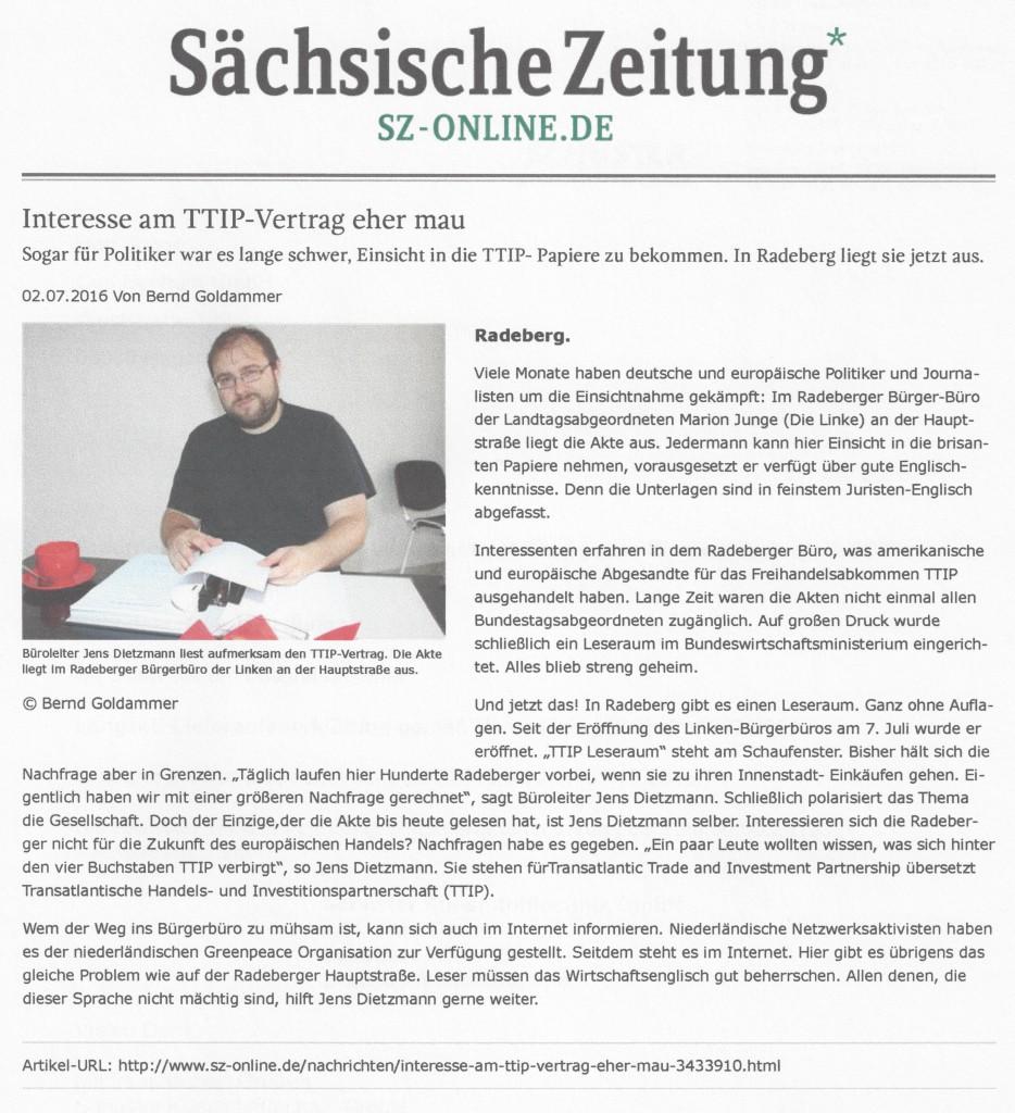 TTIP Radeberg